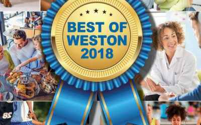 Named Best Groomer in Weston 2018!